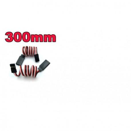 Rallonge pour cable de servo 300 mm