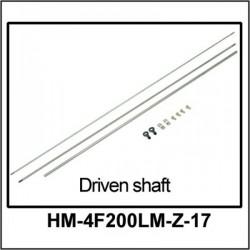 driven shaft
