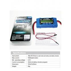 Wattmètre multifonctions 100A