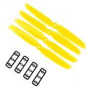 5x3 jaune (deux paires)