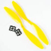 8x4.5 jaune