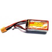 LPB power 1500mAh 11.1V 45C (XT60)