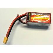 LPB power 1500mAh 14.8V 45C (XT60)