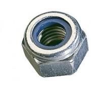 Écrou nylstop 2 mm (10 pcs)