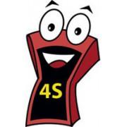 4S - 14.8 Volts - 4 éléments
